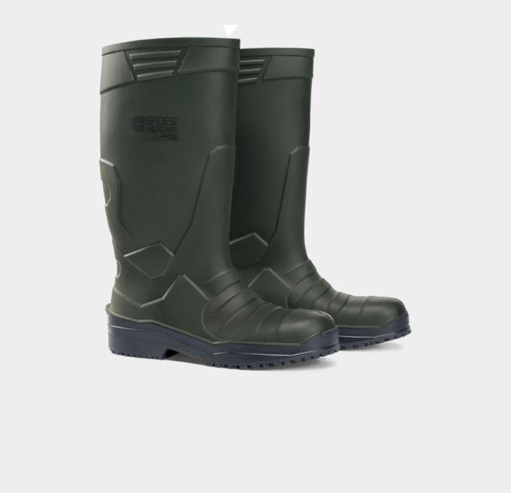 Veiligheidsschoeisel van Shoes for Crews